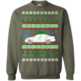 Ford Taurus SHO 1992 Ugly Christmas Sweater
