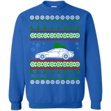 Maserati GranTurismo 2014 ugly christmas sweater