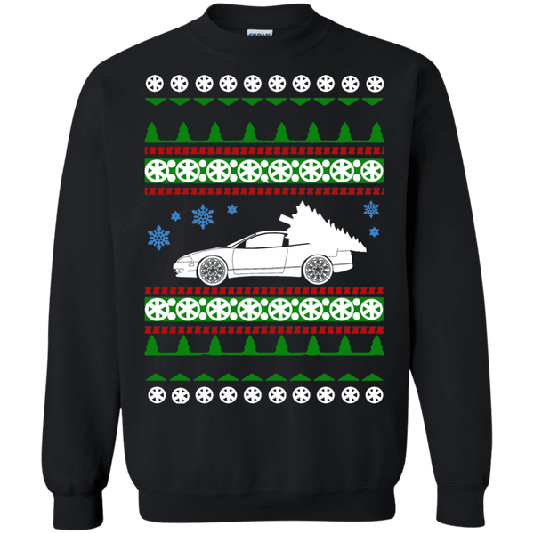 Mitsubishi Eclipse gen 2 Ugly Christmas Sweater