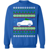 SUV Ugly Christmas Sweater Ford Explorer ST sweatshirt