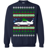Plymouth SuperBird Ugly Christmas Sweater