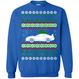 Ford Mustang Cobra R Ugly Christmas Sweater 4th Gen 2000 sweatshirt