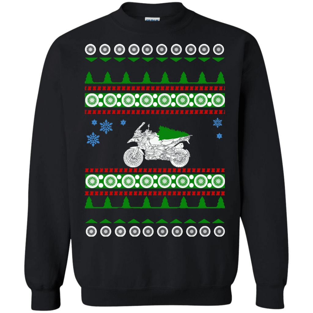 BMW Dual Sport GS 1200 ugly christmas sweater sweatshirt