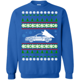 German car  Corrado Ugly Christmas Sweater vw