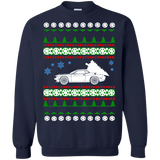 Dodge Challenger SRT Hellcat Ugly Christmas Sweater
