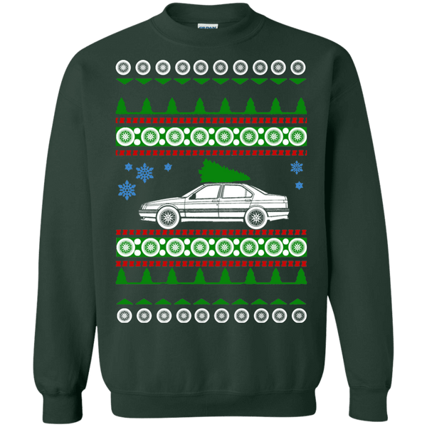 alfa romeo 164 ugly christmas sweater shirt