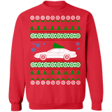 American Car Monte Carlo Chevy 1996 Ugly Christmas Sweater sweatshirt