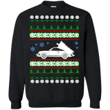 German Car Porsche 911 930 Ugly Christmas Sweater
