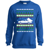 German Car E34 M5 BMW Kids Ugly Christmas Sweater sweatshirt