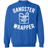 Gangster Wrapper Ugly Christmas Sweater sweatshirt