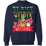 Welder Welding Ugly Christmas Sweater sweatshirt