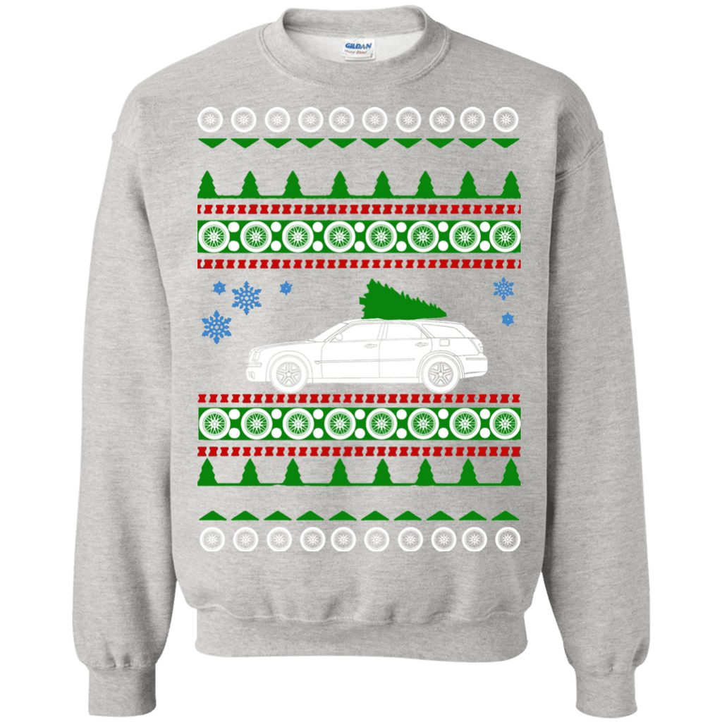 Dodge Magnum Ugly Christmas Sweater