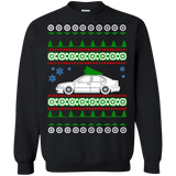 german car  Jetta mk4 lowered ugly christmas sweater