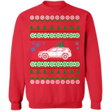 SUV Jeep Compass 2019 Ugly Christmas Sweater sweatshirt