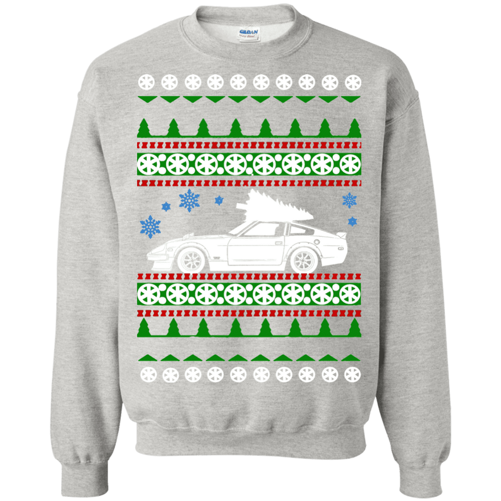 Datsun 280ZX Ugly Christmas Sweater