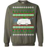 Ford Econoline Van 1967 Ugly Christmas Sweater sweatshirt