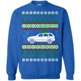 Jeep Grand cherokee ugly christmas sweater 2006