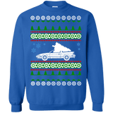Nissan s13 240sx ugly christmas sweater new version sweatshirt