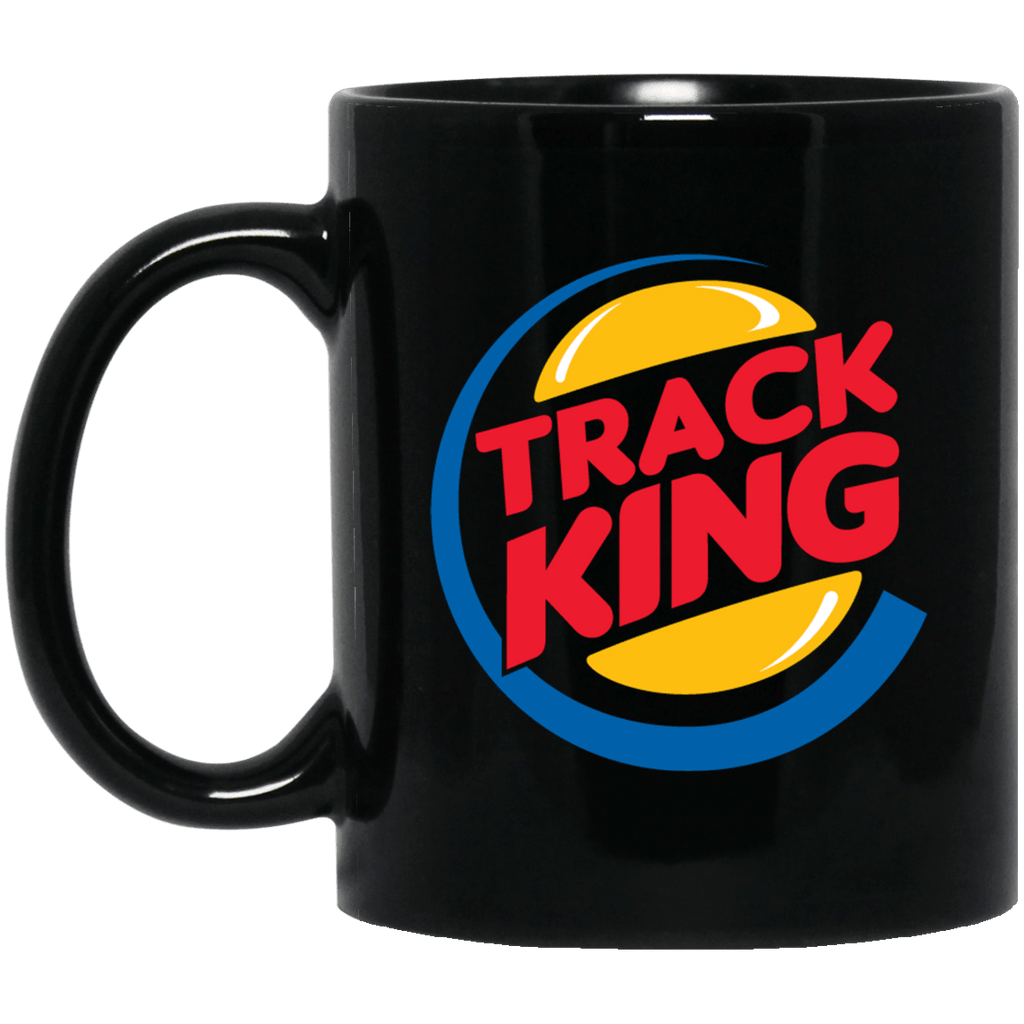 Track King Coffee Mug