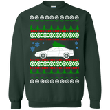 subaru svx ugly christmas sweater shirt