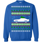 Chevy Camaro Ugly Christmas Sweater 1973