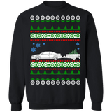 2000 Monte Carlo with trailer Ugly Christmas Sweater sweatshirt special sweatshirt
