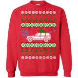Jeep Cherokee 1984 Ugly Christmas Sweater