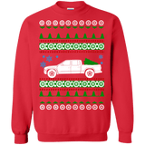 Dodge Dakota 2002 quadcab ugly christmas sweater sweatshirt