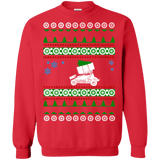 Sprint Car ugly christmas Sweater sweatshirt