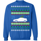 Car like Nissan NX2000 Ugly Christmas Sweater Sweatshirt