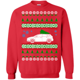 Ford Focus ST 4 Door Ugly Christmas Sweater