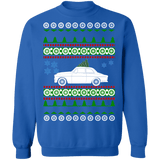 Volvo 122S Ugly christmas sweater sweatshirt