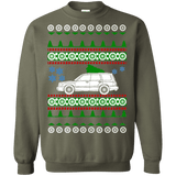 Subaru Ugly Christmas Sweater Forester