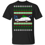 Hot Rod 1968 Caprice Classic Wagon Ugly Christmas T-shirt