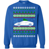 Exotic Car F430 Ferrari Ugly Christmas Sweater