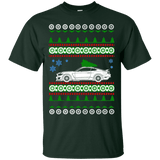 Mustang Shelby GT350R Ugly Christmas T-shirt sweatshirt