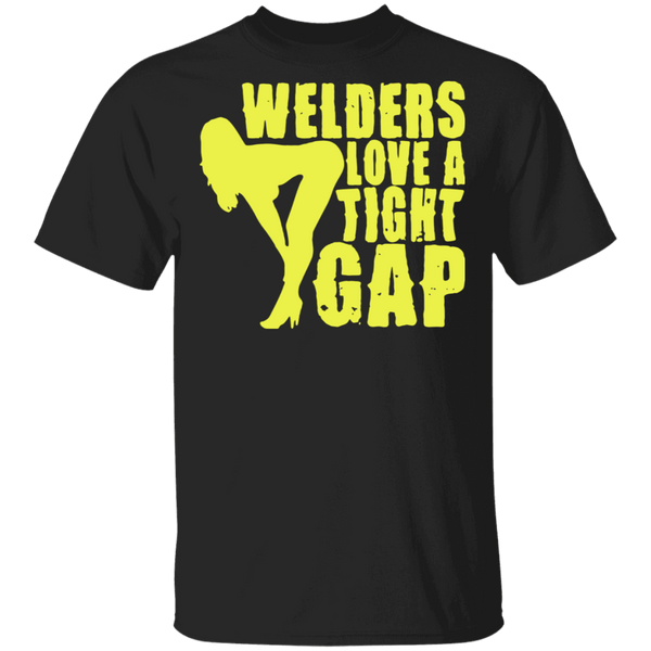 Welders Love a tight gap t-shirt