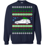BMW 3 Series Wagon ugly christmas sweater sweatshirt