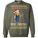 Carpenter Ugly Christmas Sweater sweatshirt