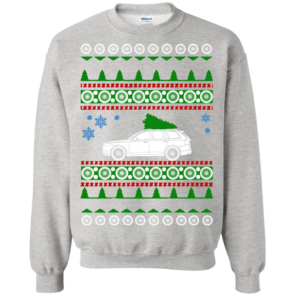 Volvo XC90 Ugly Christmas Sweater