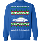 Car like 1978 Volvo 242 DL Ugly Christmas Sweater 242DL