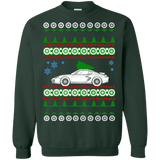 porsche cayman gt4 ugly christmas sweater