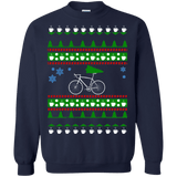 Road Biking Ugly Christmas Sweater sweatshirt