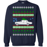 Chevy Nova II 2 1966 Ugly Christmas Sweater