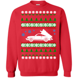 German Car Porsche 911 930 Ugly Christmas Sweater sweatshirt