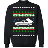 German Sedan E34 M5 Ugly Christmas Sweater sweatshirt