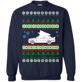 BMW e30 m3 ugly christmas sweater with white tree
