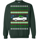 mustang ugly christmas sweater