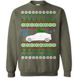 BMW 318ti Ugly Christmas Sweater sweatshirt