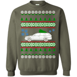 BMW E46 Wagon Ugly Christmas Sweater sweatshirt